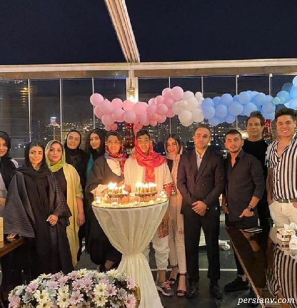 تولد الهه منصوریان