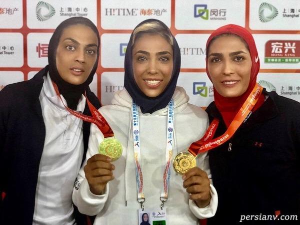 خواهران ورزشکار