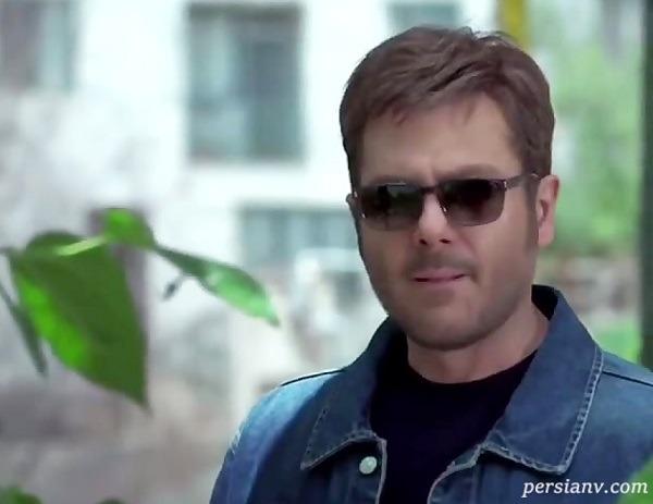 سکانس جنجالی سریال دل و خودکشی نکیسا