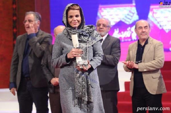 دختر جمشید هاشم پور