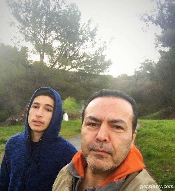 جانیار و پدرش