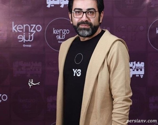 چهره جدید فرزاد حسنی