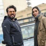 سوتی محسن کیایی و واکنش جالب هدیه تهرانی در سریال هم گناه