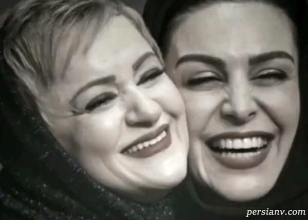 ویدئویی از پیانو زدن ماه چهره خلیلی که نعیمه نظام دوست منتشر کرد