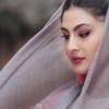 گریه و ناراحتی مریم مومن بازیگر بانوی عمارت از طلاق پدر و مادرش