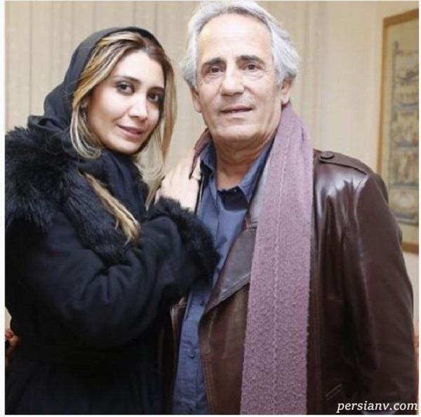 پدر و دختر بازیگر