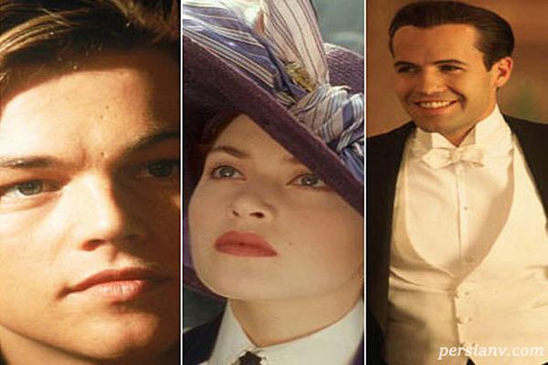 بازیگران تایتانیک در گذر زمان در تصاویر دیدنی