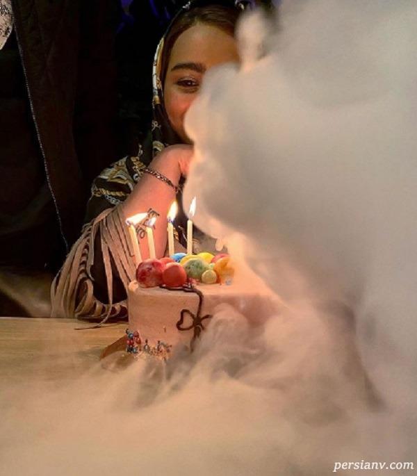 نیروانا دختر مهراب قاسم خانی