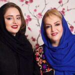 عکس مادر نرگس محمدی در مراسم عقد دخترش