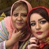جشن تولد رابعه اسکویی که نعیمه نظام دوست برای او گرفت