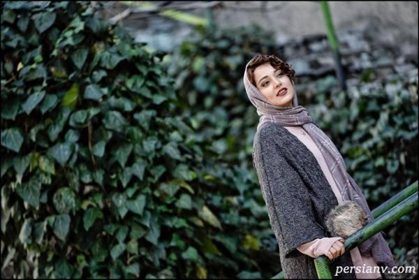 مصاحبه روشنک گرامی نیکی سریال هم گناه در ماشین لاکچری اش
