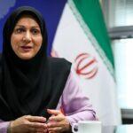 تیپ متفاوت سوسن حسنی دخت مجری خبر خارج از محیط کار