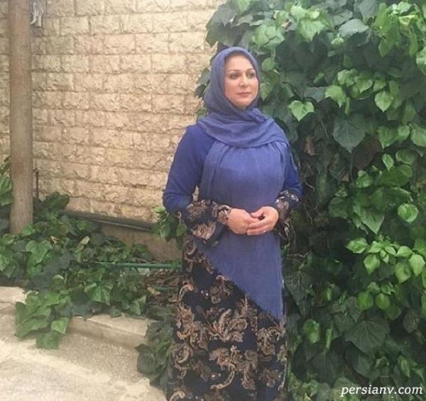 سوسن حسنی دخت مجری خبر
