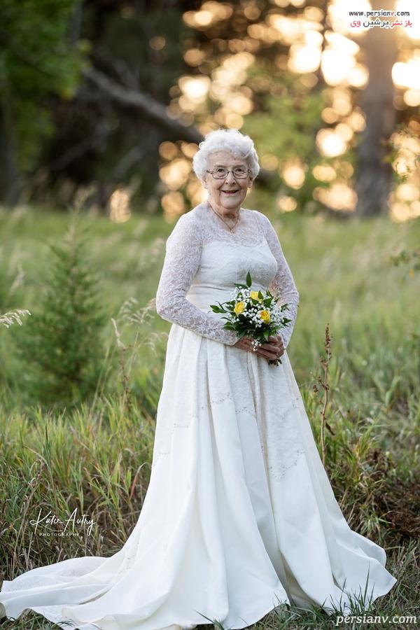 عروس 81 ساله