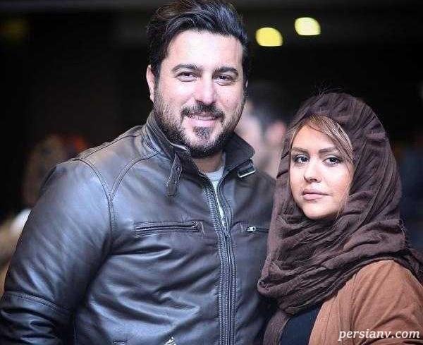 همسر محسن کیایی بازیگر هم گناه در لایو آقای بازیگر