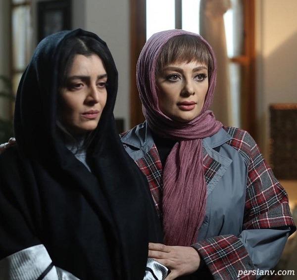یکتا ناصر و ساره بیات در دل