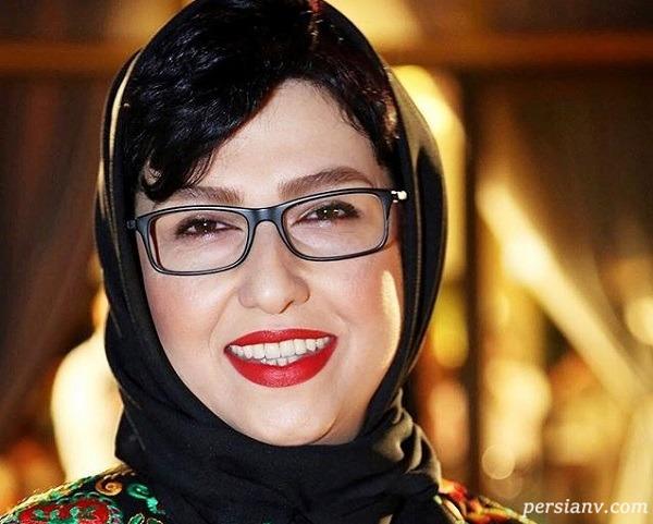سلفی زیبای معصومه کریمی بازیگر با عشقش