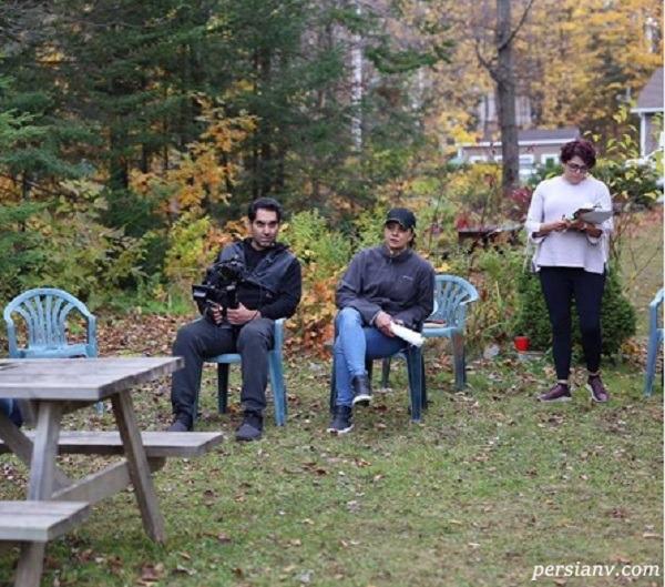 بازیگر ایرانی در کانادا