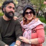 تبریک روز دختر بهاره رهنما برای دخترش پریا قاسم خانی