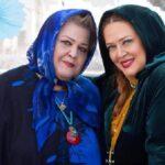 رستوران گردی بهاره رهنما و مادرش پروین قائم مقامی