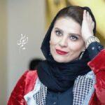 لباس خاص زیبای سحر دولتشاهی در کنار باران کوثری