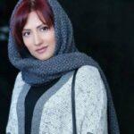 تصویر زیبای سمیرا حسینی در استراسبورگ فرانسه