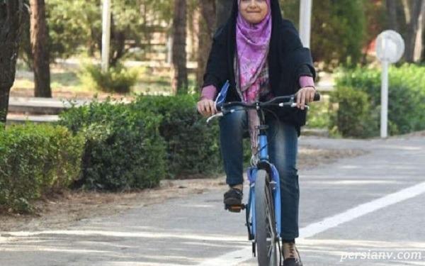 دوچرخه سوار نجف آباد