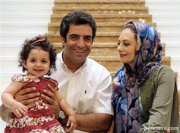منوچهر هادی و خانواده اش