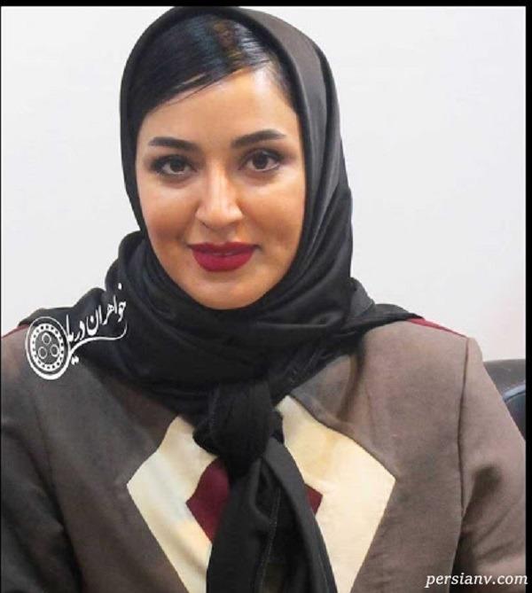 بازیگر و مدل ایرانی
