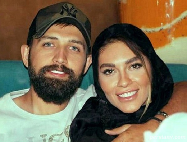 تصاویر لو رفته محسن افشانی و همسرش در دادگاه