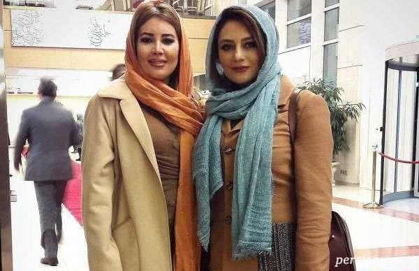 لیلا بلوکات و یکتا ناصر