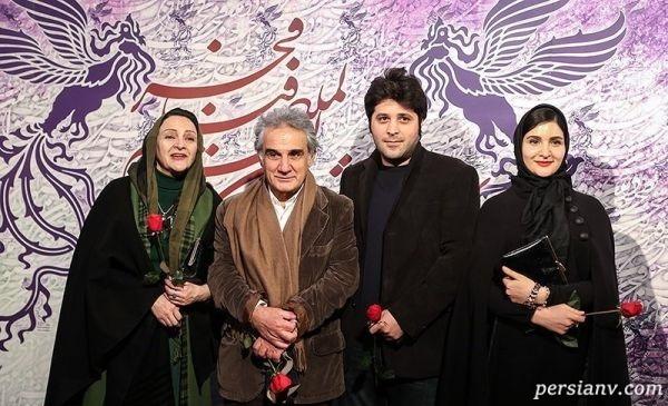 مهدی هاشمی و همسر سابقش