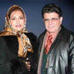 آخرین سلفی محمدرضا شجریان و همسر دومش در بیمارستان