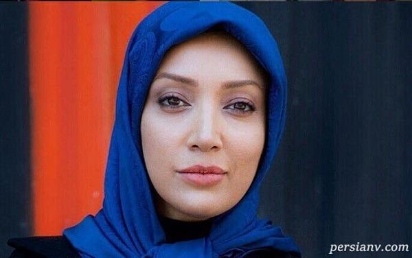 چهره نگار عابدی بدون آرایش ,همسر سابق هدایت هاشمی