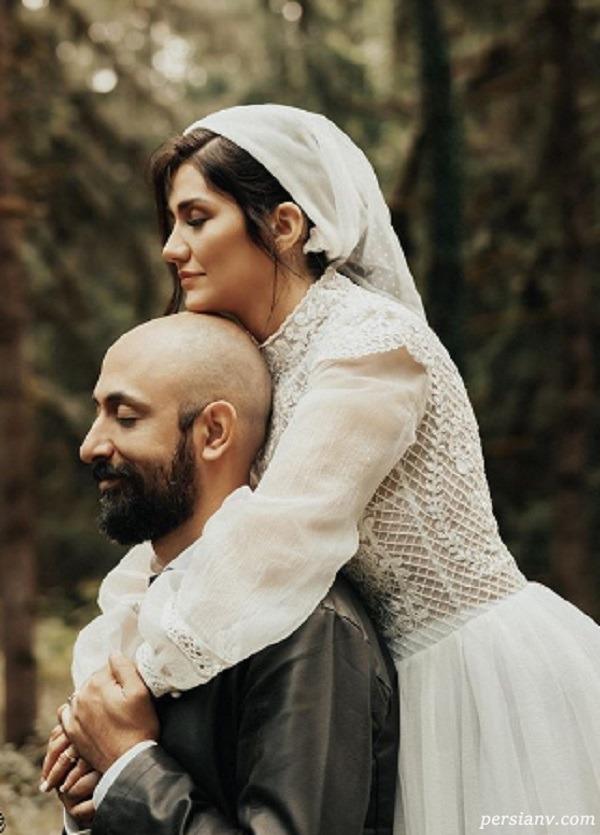 عکس های عروسی نیلوفر استخری