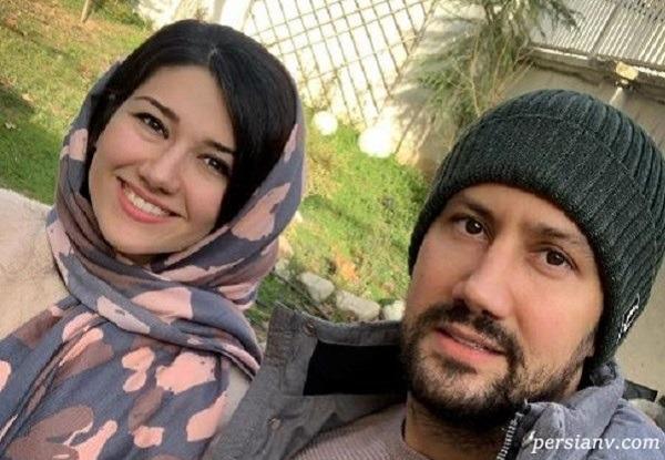 عکس های عروسی نیلوفر استخری به همراه همسرش