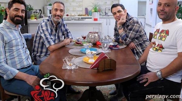 میزبان نخستین شب شام ایرانی محمدرضا علیمردانی مجری سرشناس