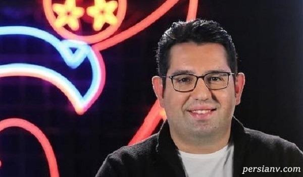محمدرضا احمدى مجری