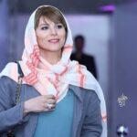 پدر و مادر سحر دولتشاهی بازیگر در جشن تولد دخترشان