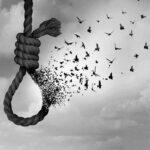 خودکشی دختر ۱۵ ساله با طناب بخاطر عشق به شوهر خواهر