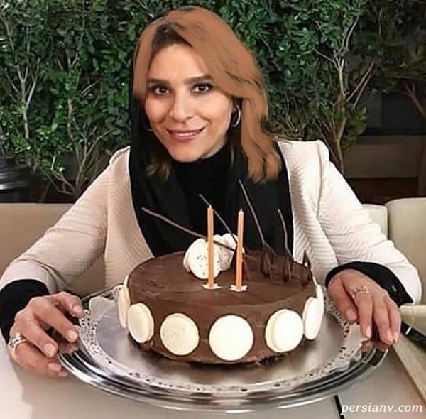 جشن تولد سحر دولتشاهی