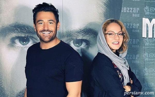 ۷ زوج معروف سینمای ایران که بهترین هستند