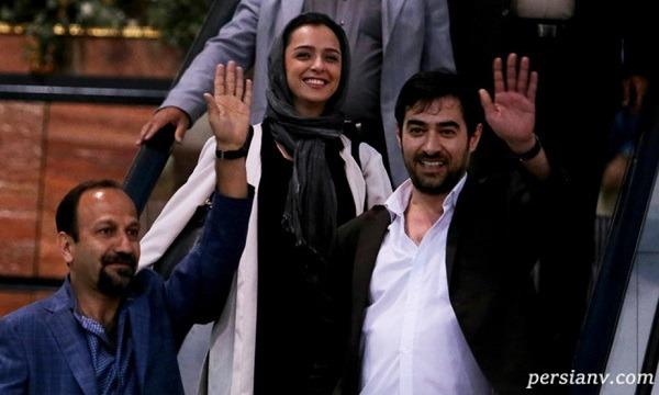 زوج معروف سینمای ایران