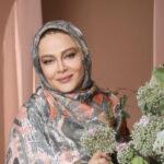 تصویر جدید امیرخسرو عباسی همسر بهاره رهنما در باغ لواسان