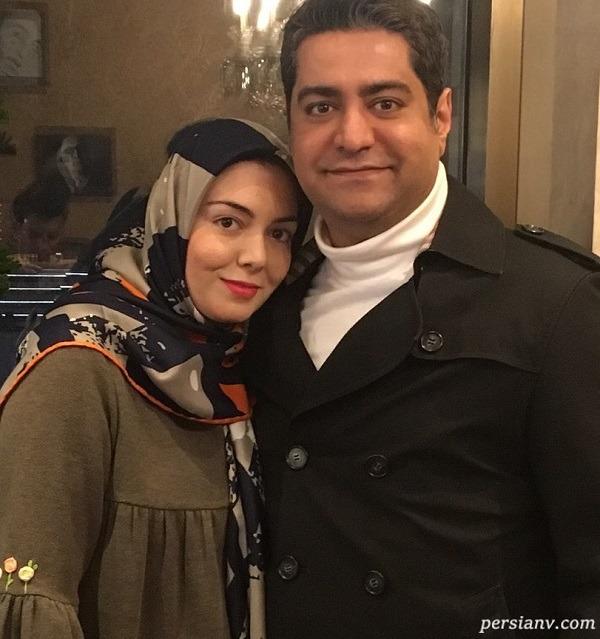 سجاد عبادی و همسرش