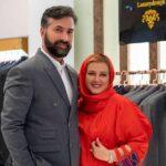 جشن تولد امیرخسرو عباسی همسر بهاره رهنما در ۴۳سالگی
