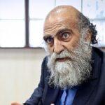 خاکسپاری کریم اکبری مبارکه مرحوم در بهشت زهرا