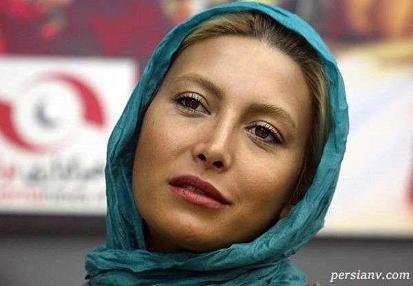 لاغری شدید با تغییر چهره فریبا نادری بازیگر ستایش
