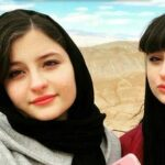 سارا و نیکا فرقانی بازیگران پایتخت از کودکی تا نوجوانی