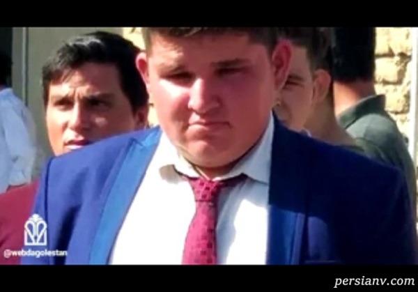 مرگ داماد کرونایی ۲۴ساله ۸ روز بعد از جشن عروسی اش